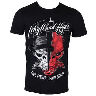 t-shirt metal men's Five Finger Death Punch - Jekyll & Hyde - ROCK OFF, ROCK OFF, Five Finger Death Punch