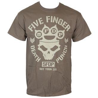 t-shirt metal Five Finger Death Punch - - ROCK OFF, ROCK OFF, Five Finger Death Punch