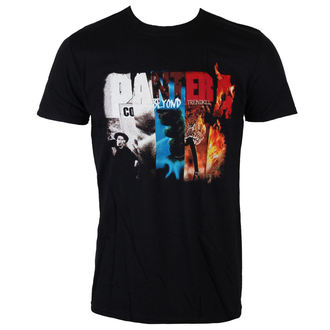 t-shirt metal men's Pantera - Album Collage - ROCK OFF, ROCK OFF, Pantera