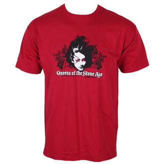 t-shirt metal men's Queens of the Stone Age - New Girl - ROCK OFF, ROCK OFF, Queens of the Stone Age