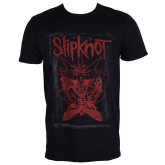 t-shirt metal men's Slipknot - Dead Effect - ROCK OFF - SKTS16MB05