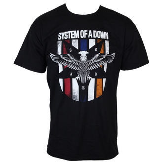 t-shirt metal men's System of a Down - Eagle Colours - ROCK OFF, ROCK OFF, System of a Down