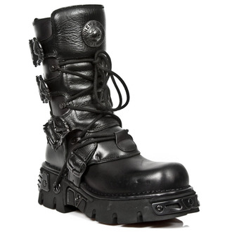 leather boots women's - - NEW ROCK, NEW ROCK