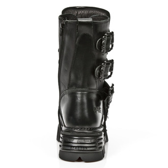 leather boots women's - NEW ROCK - M.391-S18