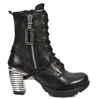 high heels women's - TACON ACERO NEGRO - NEW ROCK, NEW ROCK
