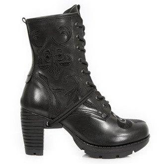 high heels women's - TRAIL NEGRO OXIDO MILI - NEW ROCK, NEW ROCK