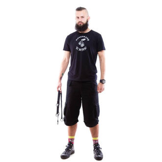shorts men NECESSARY EVIL - Mider - Black, NECESSARY EVIL