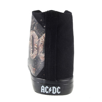 high sneakers women's AC-DC Rock Or Bust - F.B.I. - 4510242
