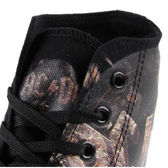 high sneakers women's AC-DC - F.B.I. - 4510242