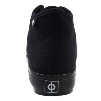 high sneakers unisex Salun D - ALTERCORE - ALT005