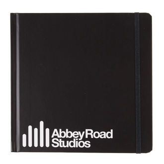writing notepad Beatles - Abbey Road - Logo - ROCK OFF, ROCK OFF, Beatles
