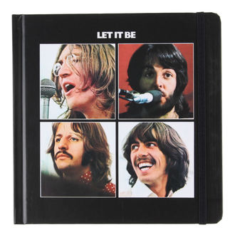 writing notepad The Beatles - Let It Be - ROCK OFF, ROCK OFF, Beatles