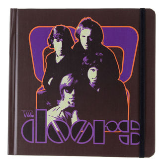 writing notepad The Doors - 70s - ROCK OFF, ROCK OFF, Doors