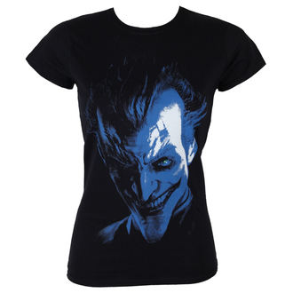 film t-shirt women's Batman - Arkham Joker - HYBRIS