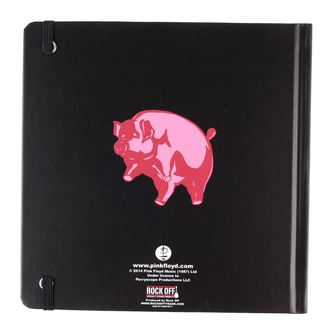 writing notepad Pink Floyd - Animals - ROCK OFF, ROCK OFF, Pink Floyd