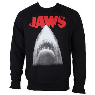 sweatshirt (no hood) men's JAWS - Poster - HYBRIS - JAWS002
