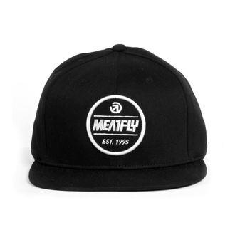 cap MEATFLY - Troop - B-Black, MEATFLY