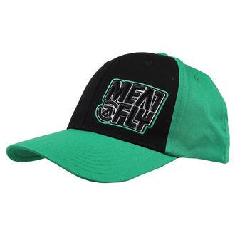 cap MEATFLY - Sprint - A-Green, MEATFLY