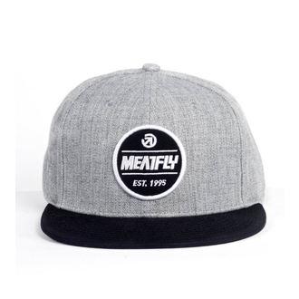 cap MEATFLY - Troop - A-Ht.Grey, MEATFLY