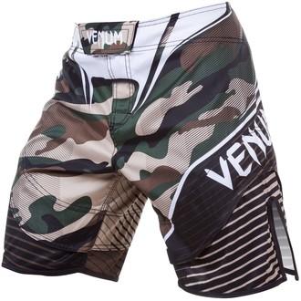 boxing shorts men VENUM - Camo Hero - Green / Brown, VENUM