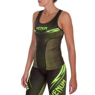 top women VENUM - Razor - Black / Yellow, VENUM