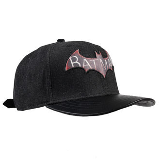 cap Batman - Logo Arkham Knight - Black - LEGEND, LEGEND