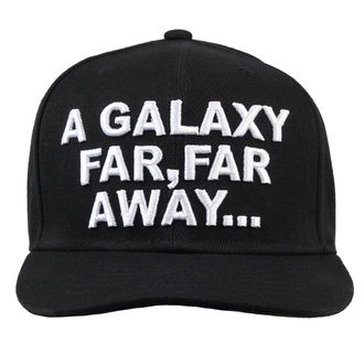 cap STAR WARS - A Galaxy Far Far Away - Black - LEGEND, LEGEND