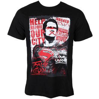film t-shirt men's Batman - Superman Anti-Hero - LEGEND, LEGEND