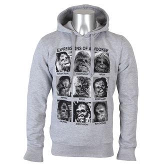 hoodie men's Star Wars - Expression Of a Wookie - LEGEND, LEGEND