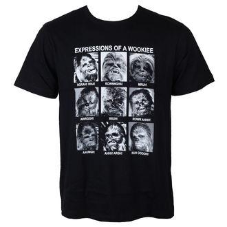 film t-shirt men's Star Wars - Expression Of a Wookie - LEGEND, LEGEND