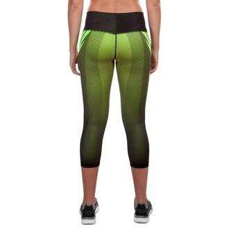 pants women 3/4 (leggings) VENUM - Razor - Black / Yellow, VENUM
