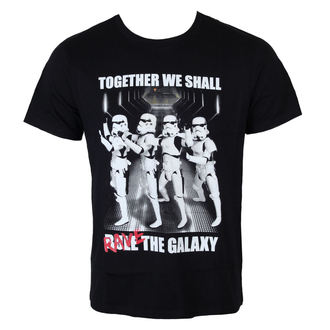 film t-shirt men's Star Wars - Trooper Party - LEGEND - MESWSTOTS076
