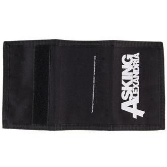 wallet Asking Alexandria - Logo - PLASTIC HEAD, PLASTIC HEAD, Asking Alexandria