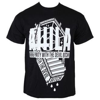 Metal T-Shirt men's Attila - Coffin - PLASTIC HEAD - PH9538