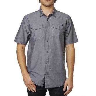 shirt men FOX - Trish - Black Vintage - 16167-587