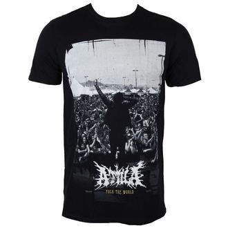t-shirt metal men's Attila - Crowd - PLASTIC HEAD, PLASTIC HEAD, Attila