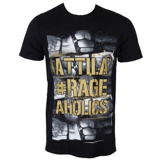t-shirt metal men's Attila - Rageaholics - PLASTIC HEAD, PLASTIC HEAD, Attila