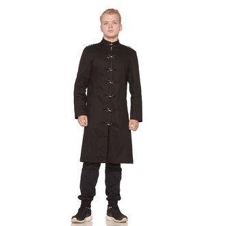 coat men's spring/fall HEARTS AND ROSES - Black Strait, HEARTS AND ROSES