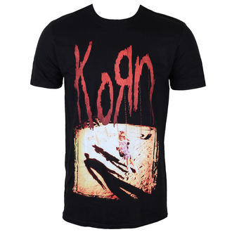 t-shirt metal men's Korn - Korn - PLASTIC HEAD, PLASTIC HEAD, Korn