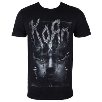t-shirt metal men's Korn - Third Eye - PLASTIC HEAD, PLASTIC HEAD, Korn