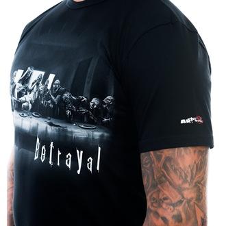 t-shirt men's - Betrayal - ART BY EVIL, ART BY EVIL