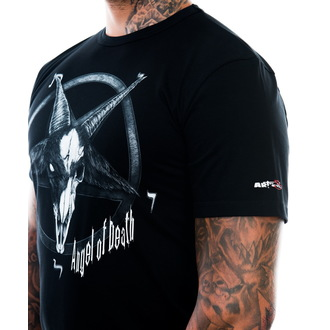 t-shirt men's - Angel of Death - ART BY EVIL, ART BY EVIL