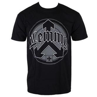 t-shirt metal men's Motörhead - Lemmy Arrow Logo - ROCK OFF - LEMTS04MB