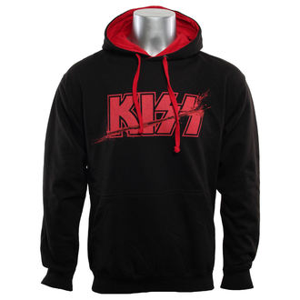 hoodie men's Kiss - Revolution - PLASTIC HEAD, PLASTIC HEAD, Kiss
