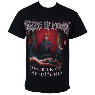 t-shirt metal men's Cradle of Filth - Inquisitional Tourture - RAZAMATAZ, RAZAMATAZ, Cradle of Filth