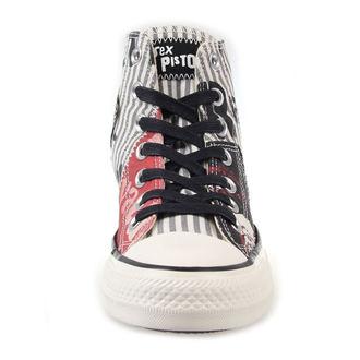 high sneakers women's Sex Pistols - Sex Pistols - CONVERSE, CONVERSE, Sex Pistols