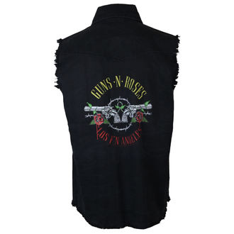 vest men's Guns N' Roses - Los F´N Angeles - RAZAMATAZ, RAZAMATAZ, Guns N' Roses