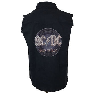 vest men's AC-DC - Rock Or Bust - RAZAMATAZ, RAZAMATAZ, AC-DC
