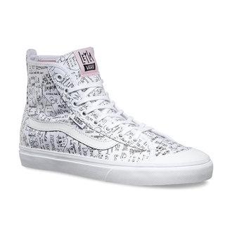 high sneakers women's - Dazie-HI (Leila) TR - VANS, VANS