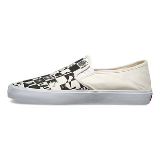 low sneakers women's - Slip-On (Yusuke Hanai) - VANS, VANS